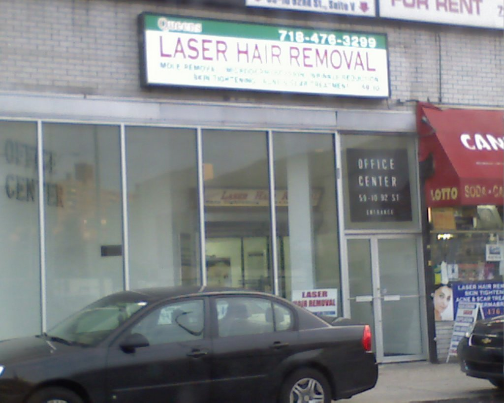queens hair laser removal
